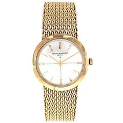 Vintage Baume & Mercier Gold Watch