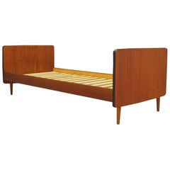 Vintage Bed Frame 1960-1970 Danish Design Retro