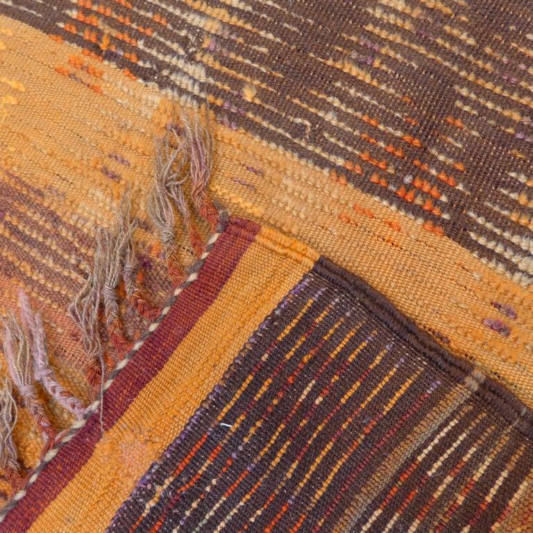 Vintage Berber Moroccan Rug For Sale 3