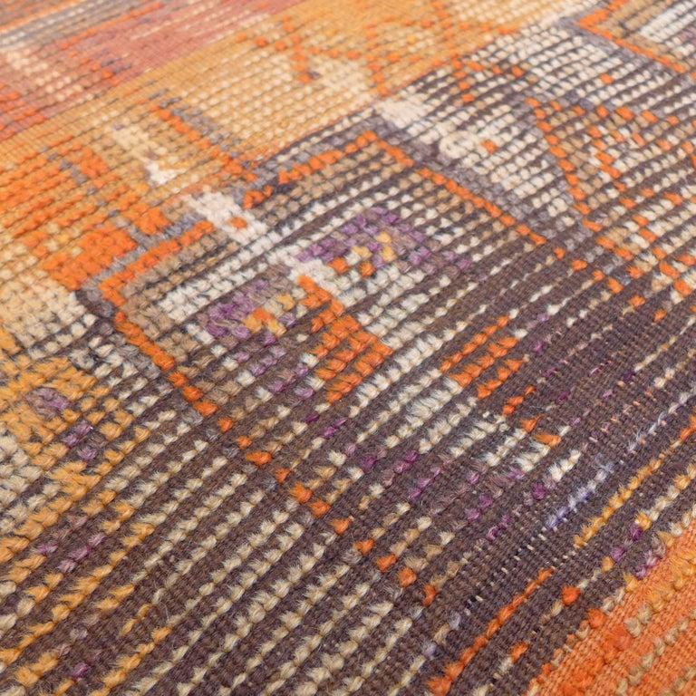 Vintage Berber Moroccan Rug For Sale 2