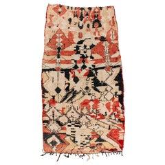Vintage Berber Moroccan Rug Tapestry