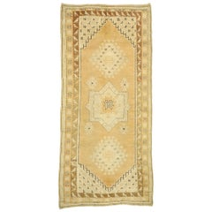 Vintage Berber Moroccan Rug with Organic Modern Style and Hygge Vibes