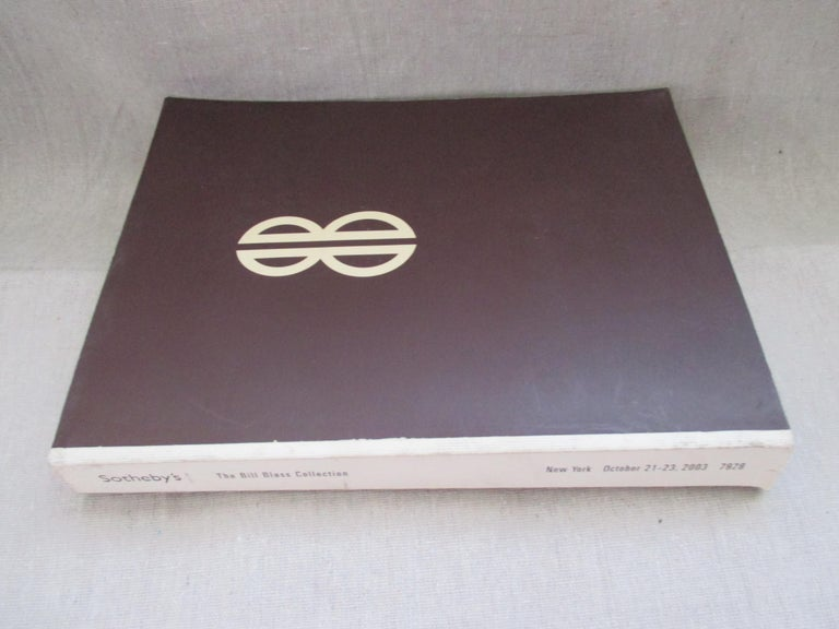 Vintage Bill Blass Collection softcover catalogue Raisonné by Sotheby 1983 Publisher ? : ? Sotheby (January 1, 2003) Language ? : ? English Paperback ? : ? 474 pages Item Weight ? : ? 4.45 pounds Dimensions ? : ? 9 x 1.1 x 11.6 inches Out of