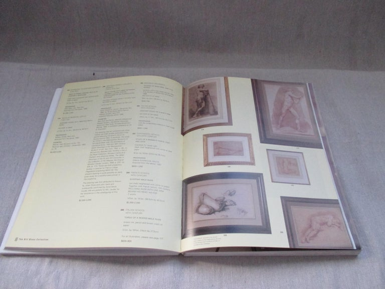 American Vintage Bill Blass Collection Softcover Catalogue Raisonné by Sotheby 1983 For Sale
