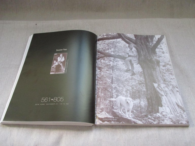 Contemporary Vintage Bill Blass Collection Softcover Catalogue Raisonné by Sotheby 1983 For Sale