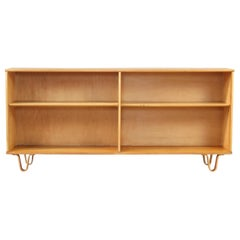 Vintage Birch Series Bookcase by Cees Braakman for Pastoe