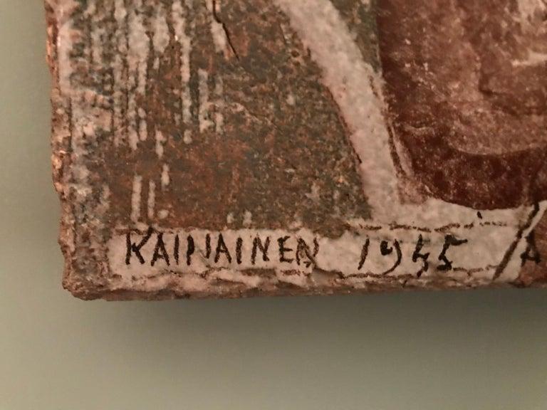 Vintage Birger Kaipiainen Hanging Platter In Good Condition For Sale In Copenhagen K, DK