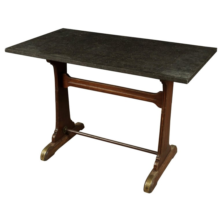 Vintage Bistro Table from France, 1950s For Sale