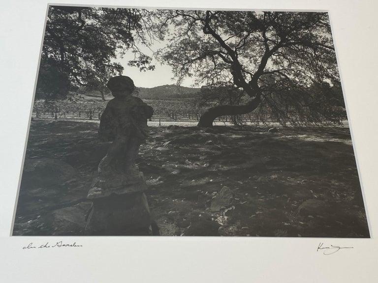 American Vintage Black & White Photograph