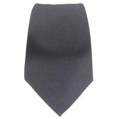 Vintage blue tie