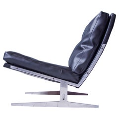 Vintage Bo-561 Easy Chair by Jørgen Kastholm & Preben Fabricius, Denmark, 1963