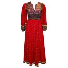 Vintage Boho Party /Festival Dress