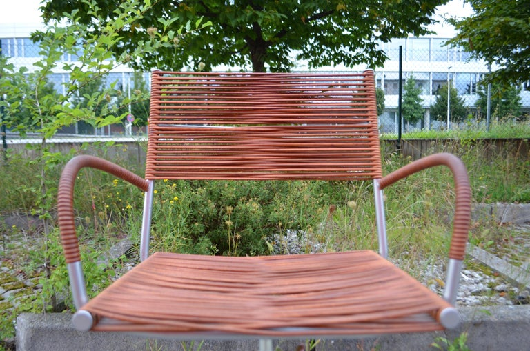 Vintage Bonacina Miss B Classic Wheels Office Chair by Tito Agnoli In Good Condition For Sale In Munich, Bavaria