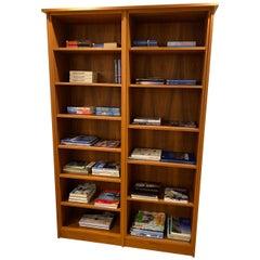 Vintage Book Case Shelf in the Style of Hans Wegner, 1970s