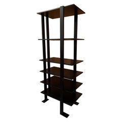 """Vintage bookcase """"ETA"""" by Achille Castiglioni for B&B Italy, 1970"""
