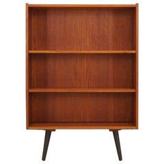 Vintage Bookcase Teak 1960-1970 Danish Design