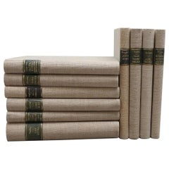 Vintage Books, Art Linen