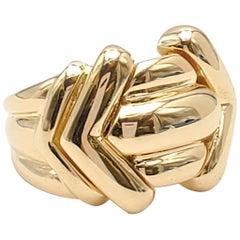 Vintage Boucheron Gold Ring