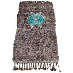 Vintage Boucherouite Rug