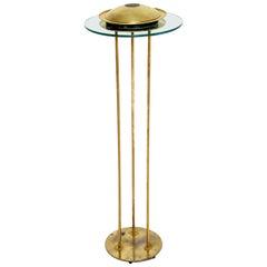 Vintage Brass Floor Lamp by Robert Sonneman
