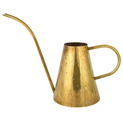 Vintage Brass Watering Can, Germany, 1950s
