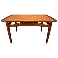 Vintage British Mid-Century Modern Teak End Table by G Plan