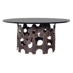 Vintage Bronze Coffee Table