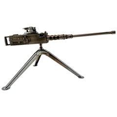 Vintage Browning M2 Machine Gun Lighter