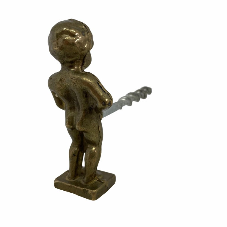 Classic early 1960s corkscrew in the form of the well known Fountain Statue