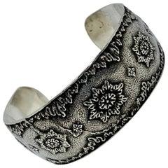 Vintage Buccellati Cuff Bracelet
