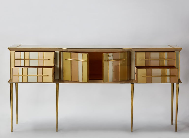Mid-Century Modern Vintage Buffet at Cost Price