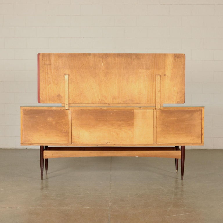 Vintage Buffet with Mirror Italy, 1950s For Sale 3