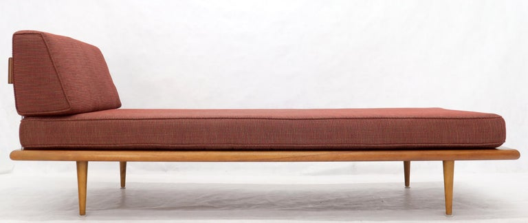 Vintage George Nelson for Herman Miller Daybed Cot Sofa Chaise Lounge For Sale 3