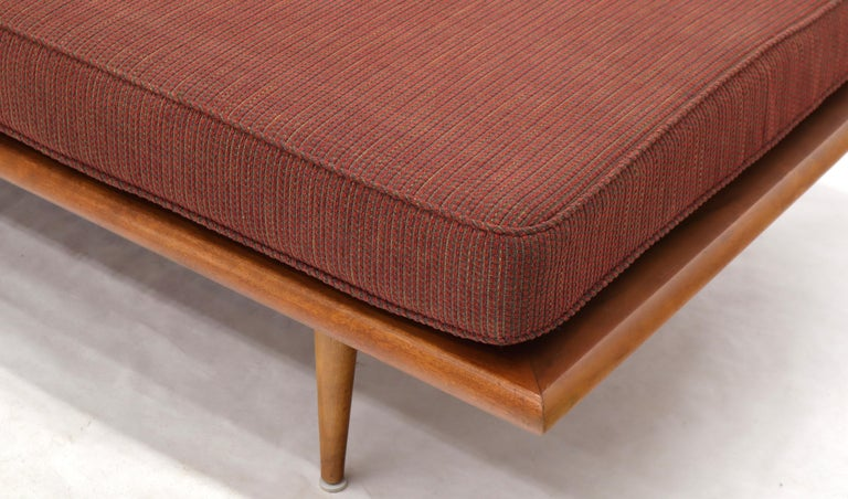 Vintage George Nelson for Herman Miller Daybed Cot Sofa Chaise Lounge For Sale 7