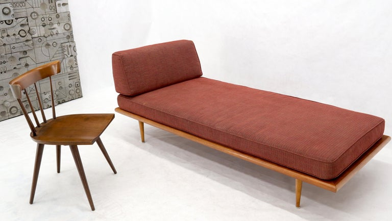 Vintage George Nelson for Herman Miller Daybed Cot Sofa Chaise Lounge For Sale 9