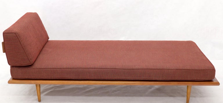 Mid-Century Modern Vintage George Nelson for Herman Miller Daybed Cot Sofa Chaise Lounge For Sale