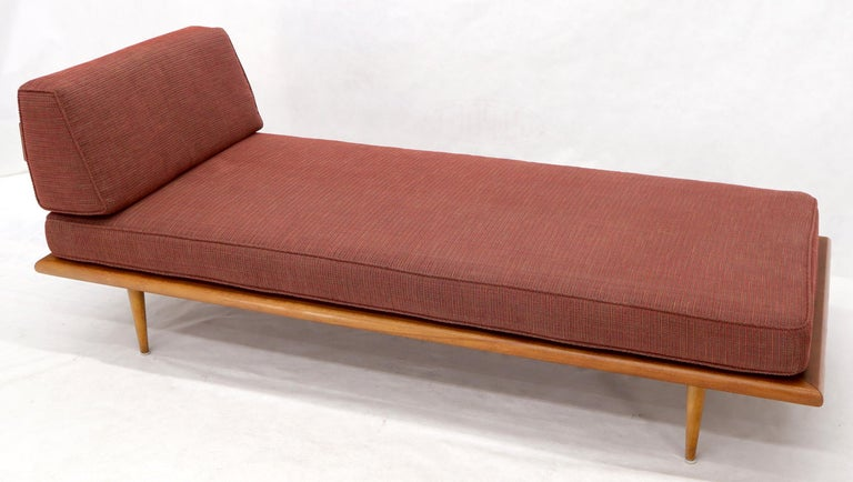 Vintage George Nelson for Herman Miller Daybed Cot Sofa Chaise Lounge In Good Condition For Sale In Rockaway, NJ