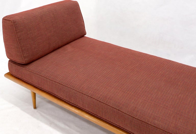 20th Century Vintage George Nelson for Herman Miller Daybed Cot Sofa Chaise Lounge For Sale