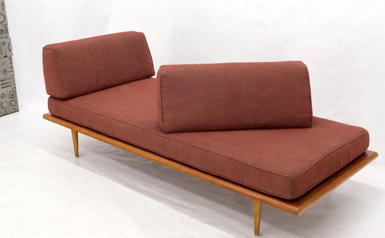 Vintage George Nelson for Herman Miller Daybed Cot Sofa Chaise Lounge For Sale 1