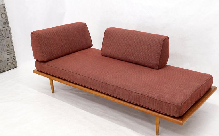 Vintage George Nelson for Herman Miller Daybed Cot Sofa Chaise Lounge For Sale 2