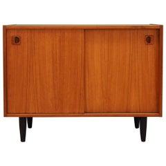 Vintage Cabinet Danish Design 1960s-1970s Teak