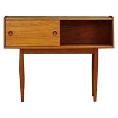 Vintage Cabinet Teak Danish Design Unique