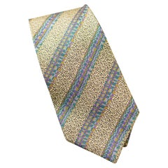 Vintage Cacharel all-silk tie