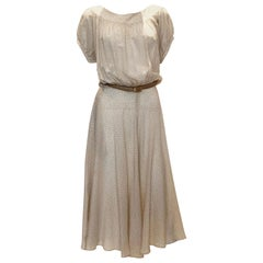 Vintage Cacharel Silk Dress