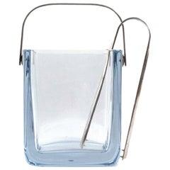 Vintage Cartier Crystal Ice Bucket, 1960s