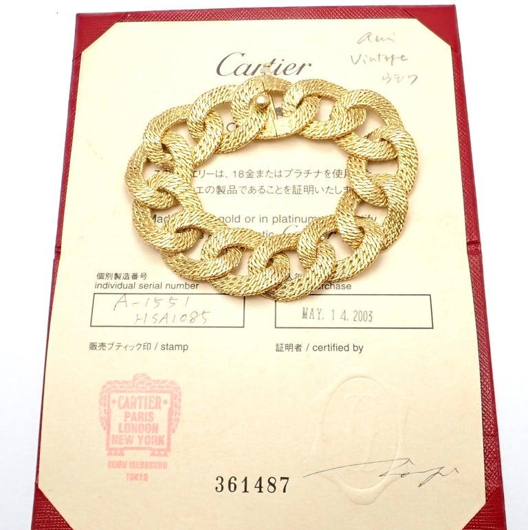 Vintage Cartier