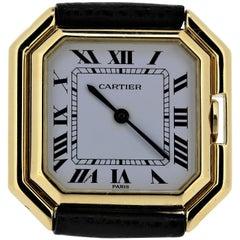 Vintage Cartier Paris Centure large Watch