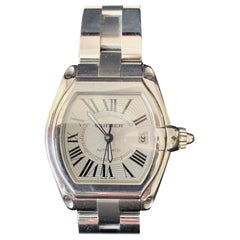 Vintage Cartier Roadster Automatic 2510 Watch