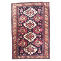 Vintage Caucasian Azerbaijan Rug
