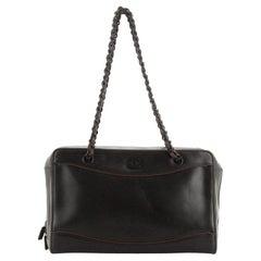 Vintage CC Camera Bag Leather Large